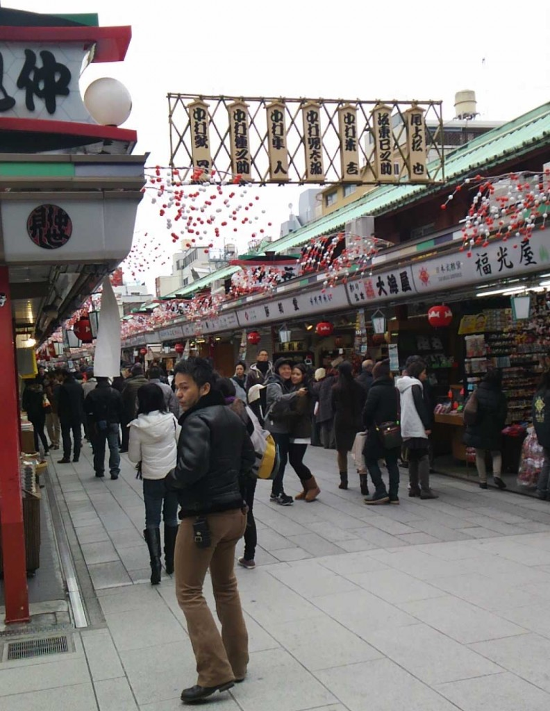 in東京浅草