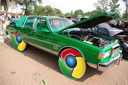 Google Chrome 車
