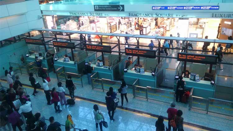 空港内画像