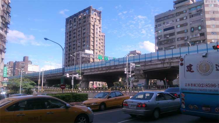 台湾の町並み2