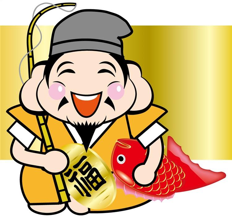十日戎とは? 日程と西宮神社、今宮戎神社、京都ゑびす神社の場所