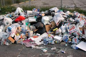 ゴミ収集所